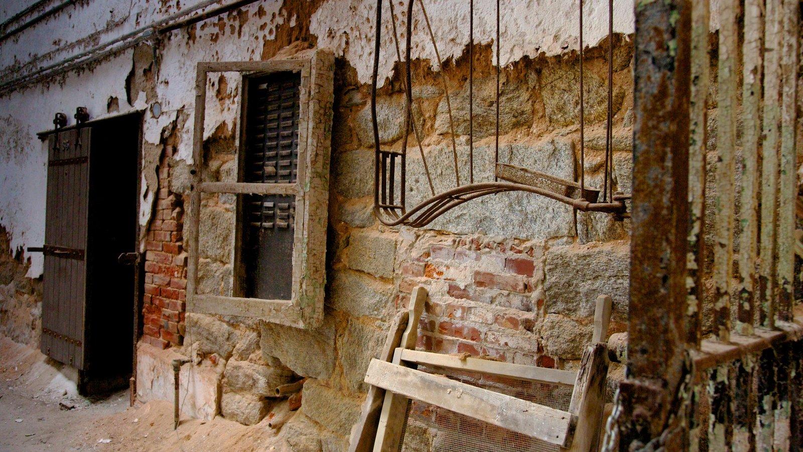 Eastern State Penitentiary que incluye patrimonio de arquitectura