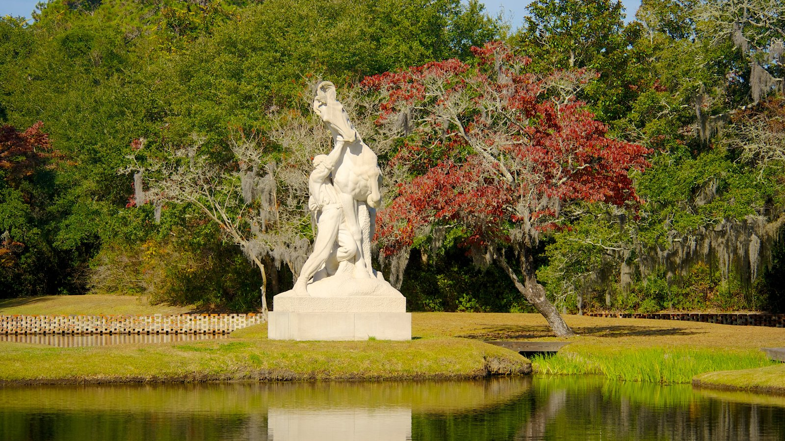Murrells inlet pictures view photos images of murrells inlet for Brookgreen gardens south carolina