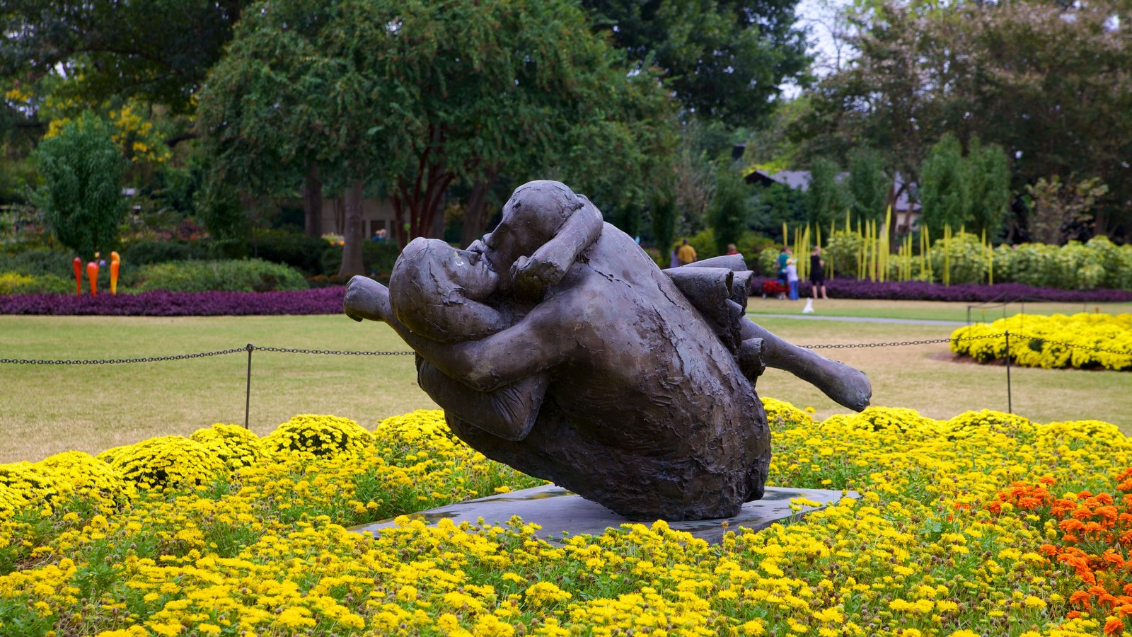 Art Pictures View Images Of Dallas Arboretum And Botanical Garden