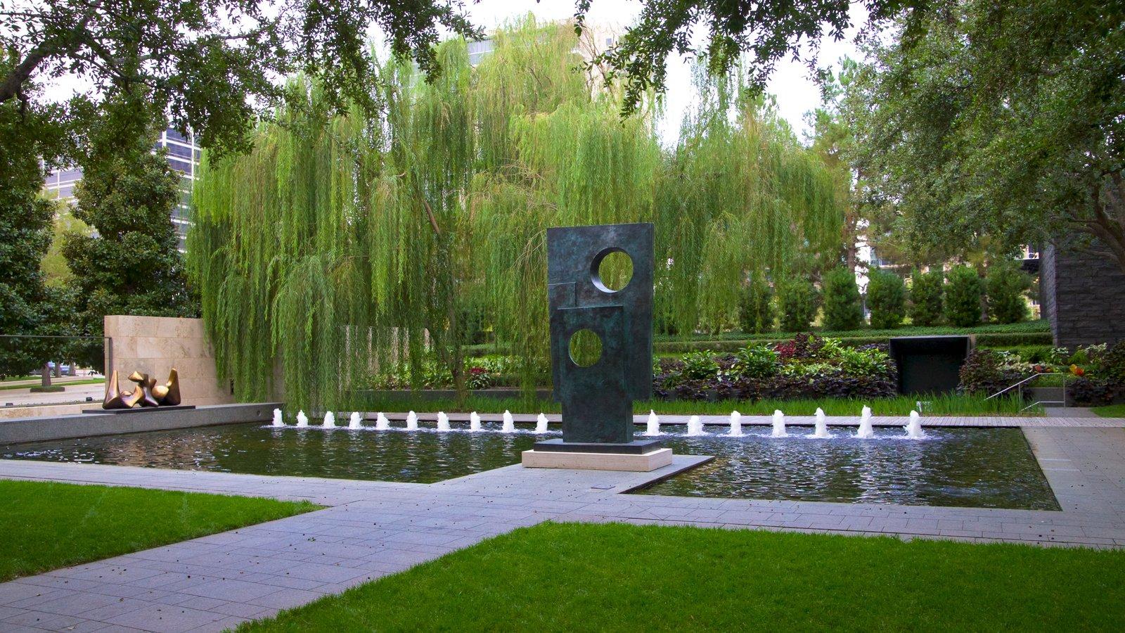Nasher Sculpture Center Featuring Art, A Garden And Outdoor Art
