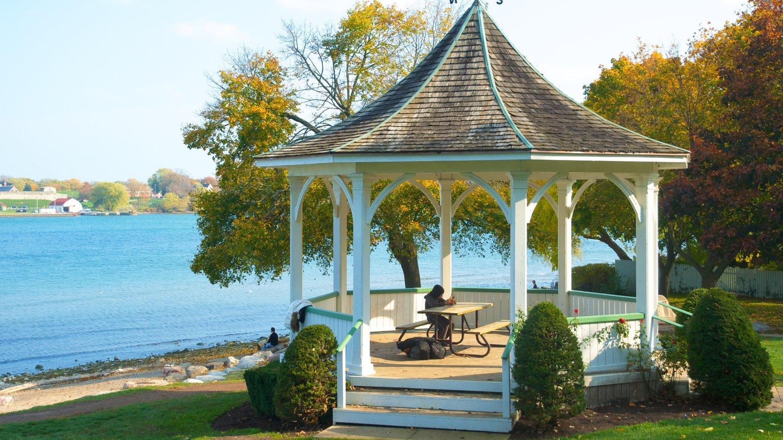 Niagara-on-the-Lake caracterizando um parque