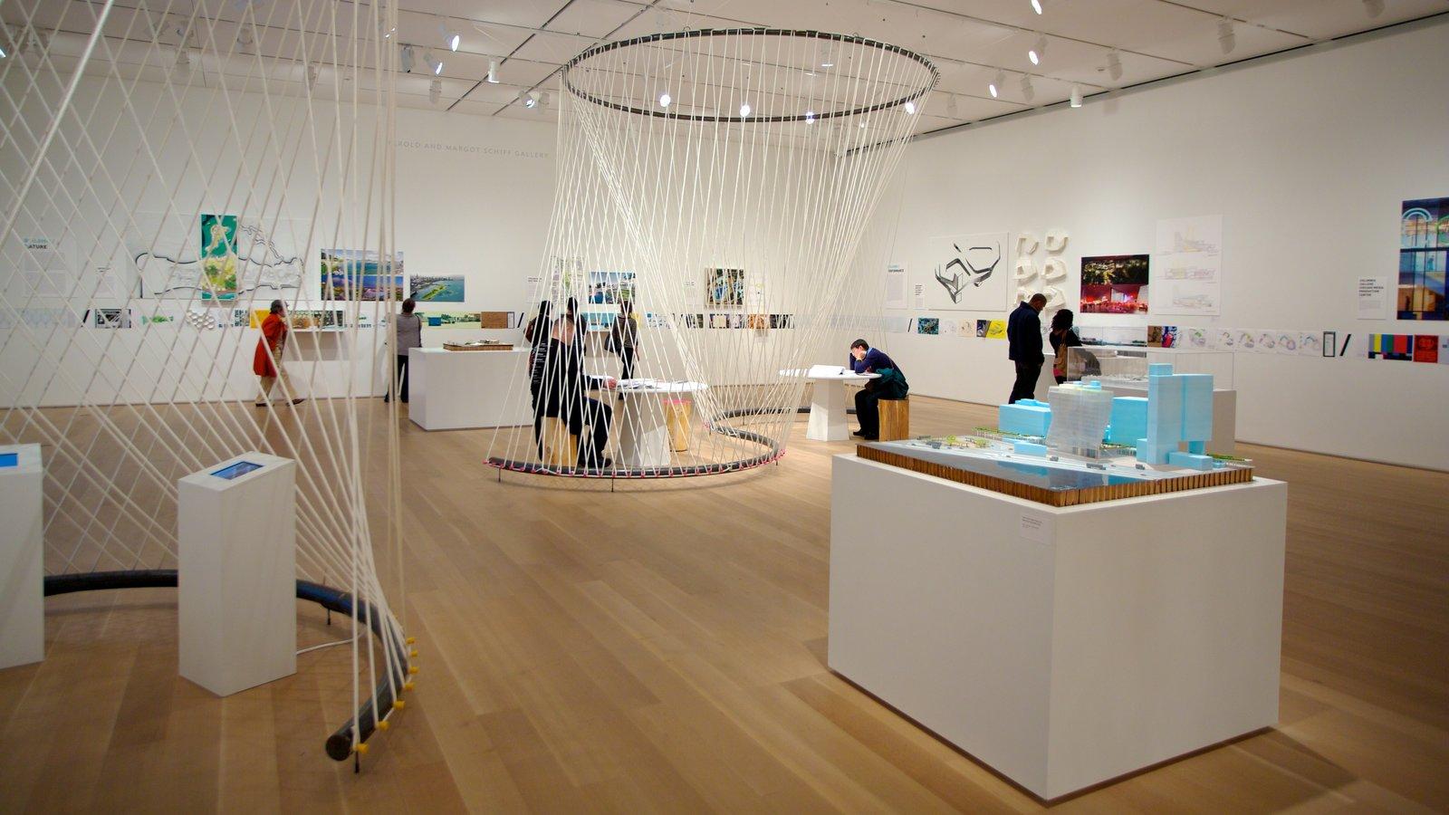 The Art Institute Of Chicago Interior Design