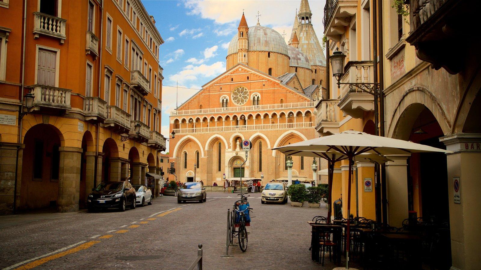 Basilica di Sant\'Antonio da Padova which includes heritage architecture and a church or cathedral