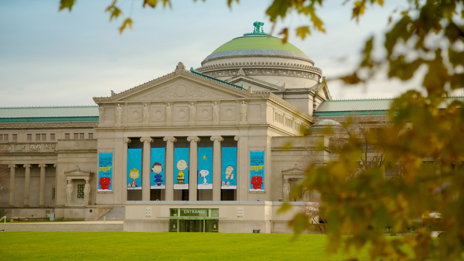 Chicago Museum of Science and Industry