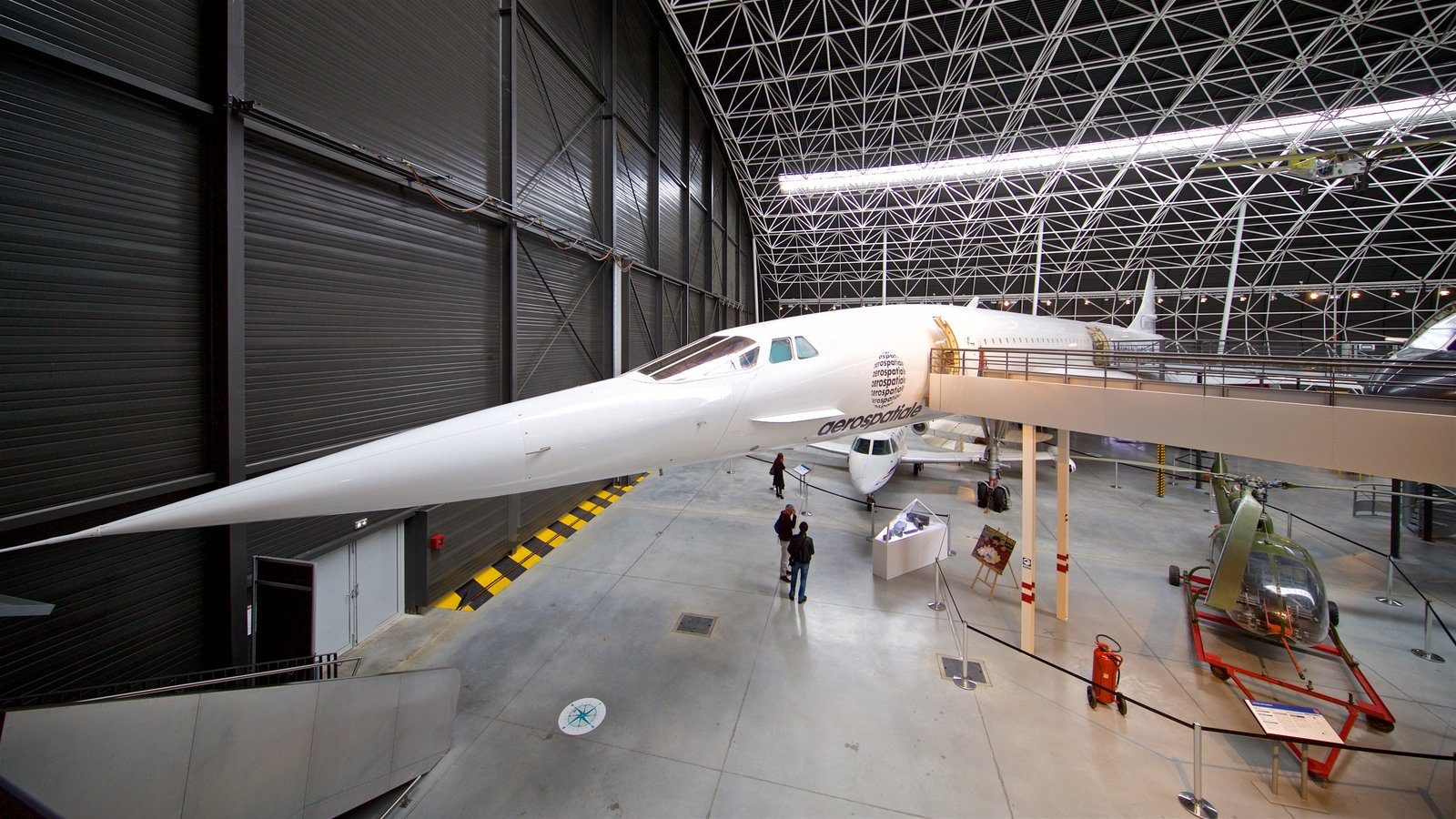 Airbus which includes interior views and aircraft