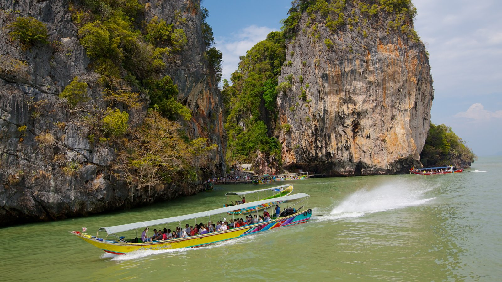 Ao Phang Nga National Park Pictures: View Photos & Images ...