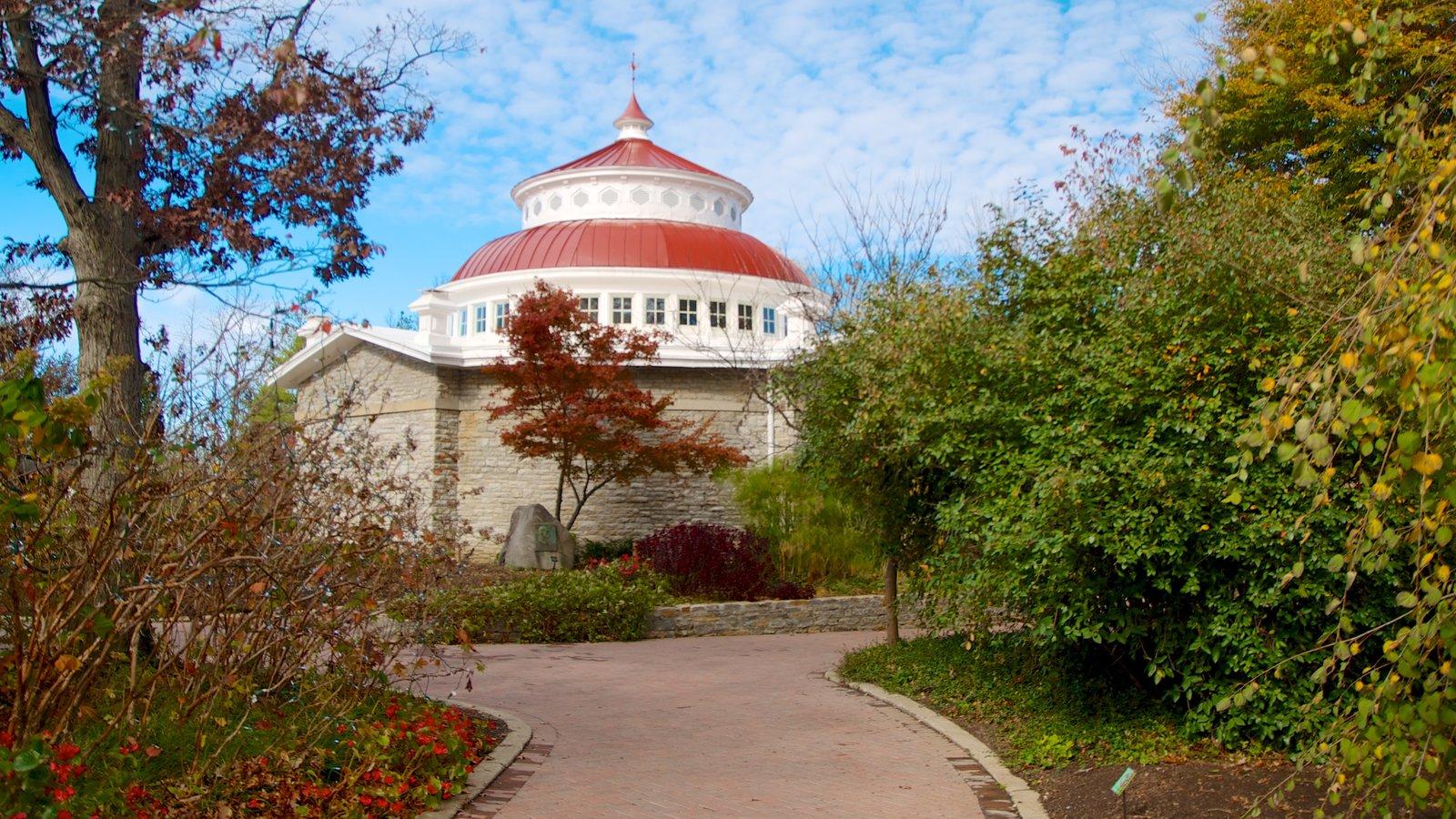 Cincinnati Zoo And Botanical Garden Featuring A Park