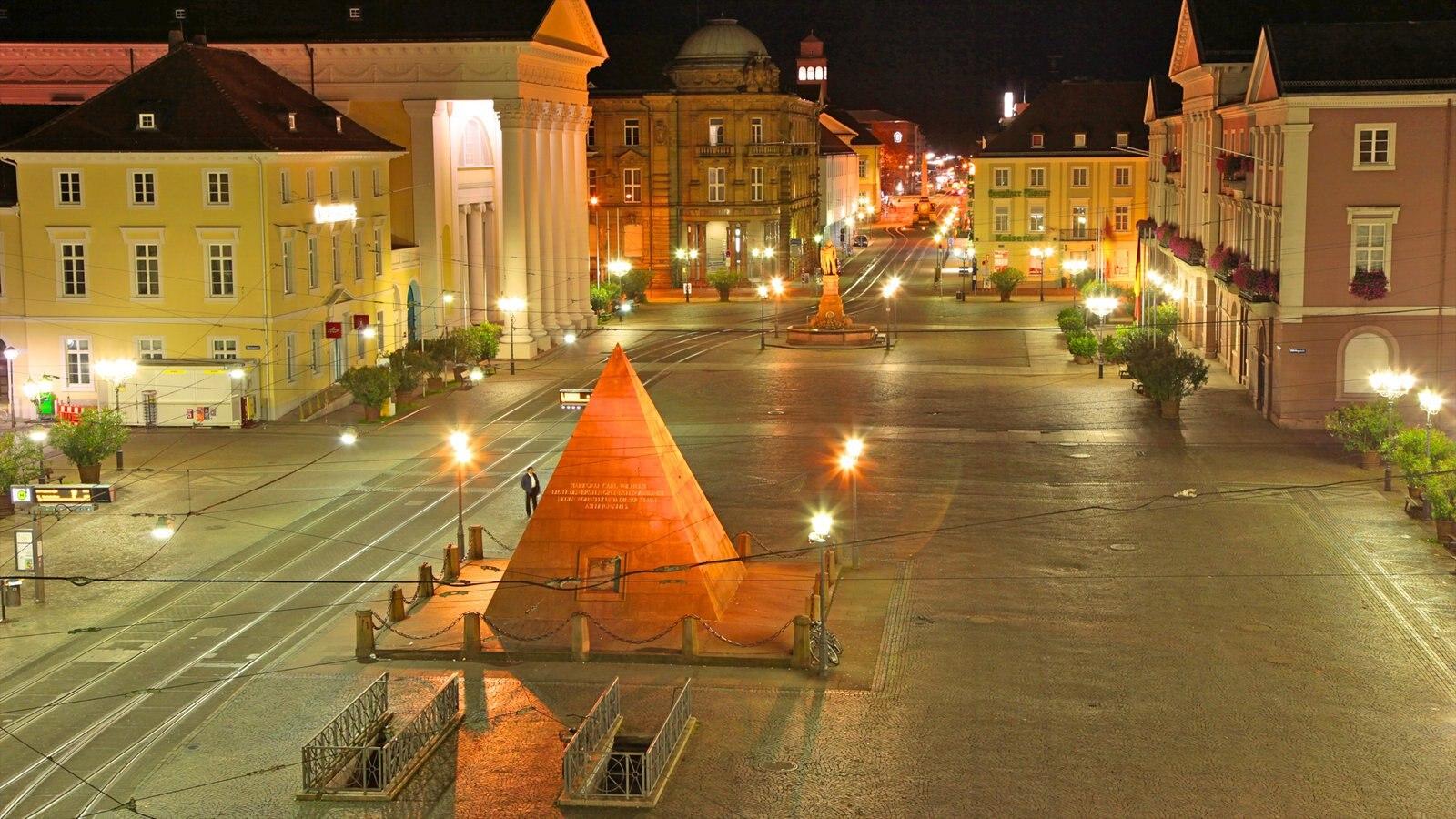 Resultado de imagen de karlsruhe edificios historicos