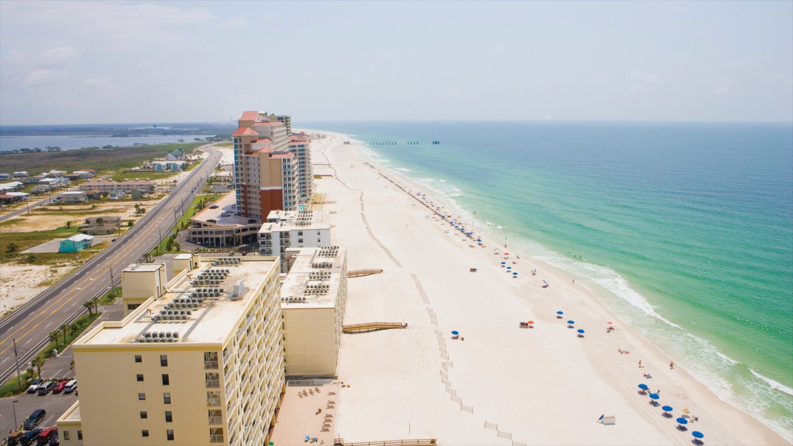 Orange Beach Which Includes A Sandy General Coastal Views And Tropical Scenes