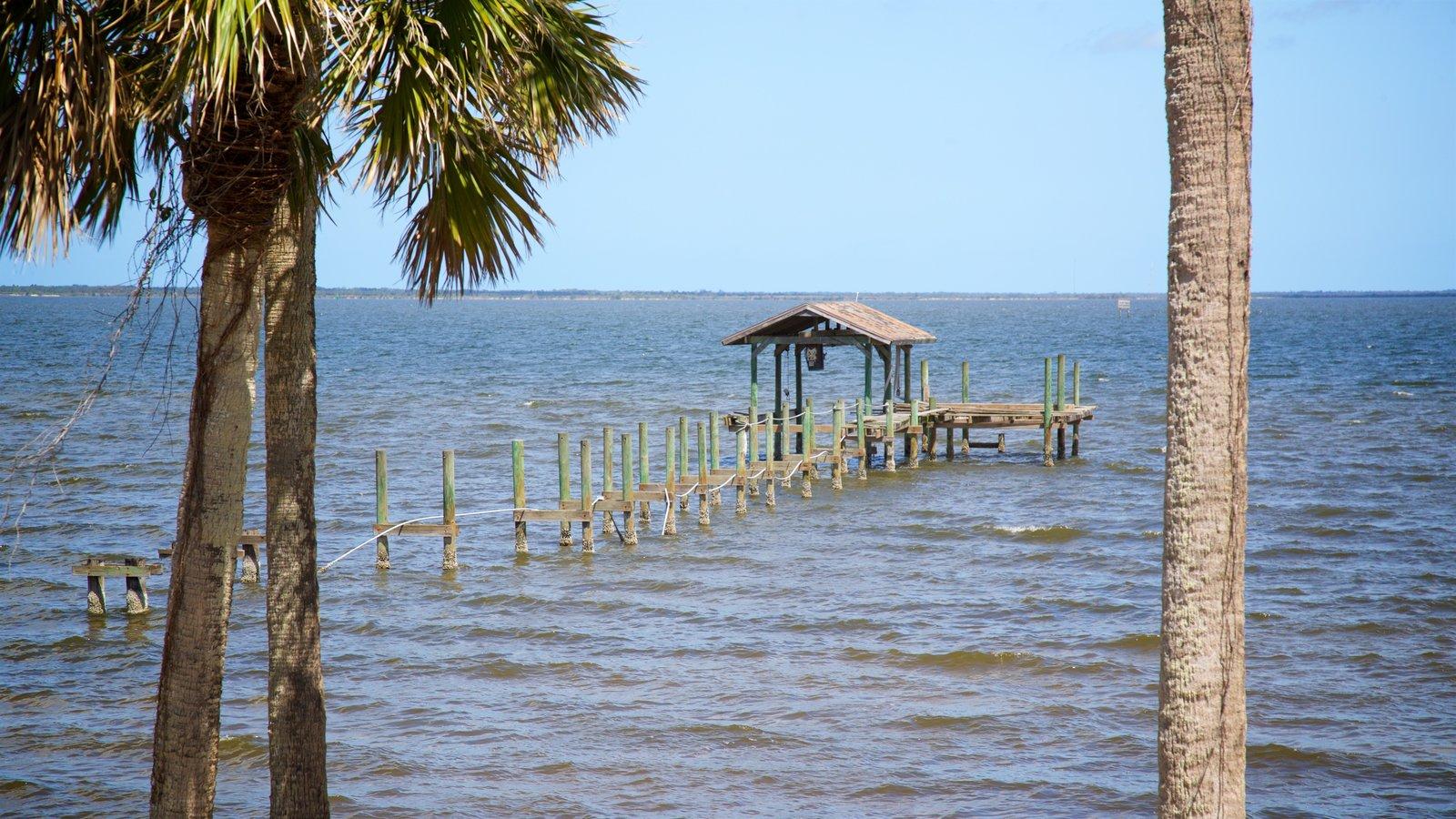Titusville featuring general coastal views