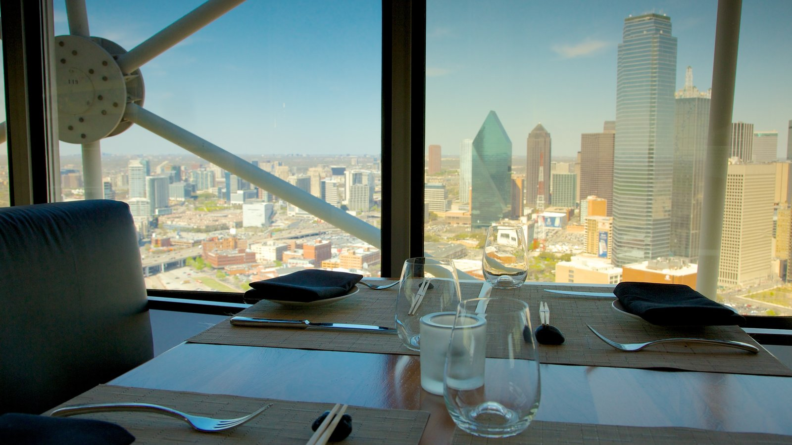 Modern Architecture Dallas modern architecture pictures: view images of reunion tower