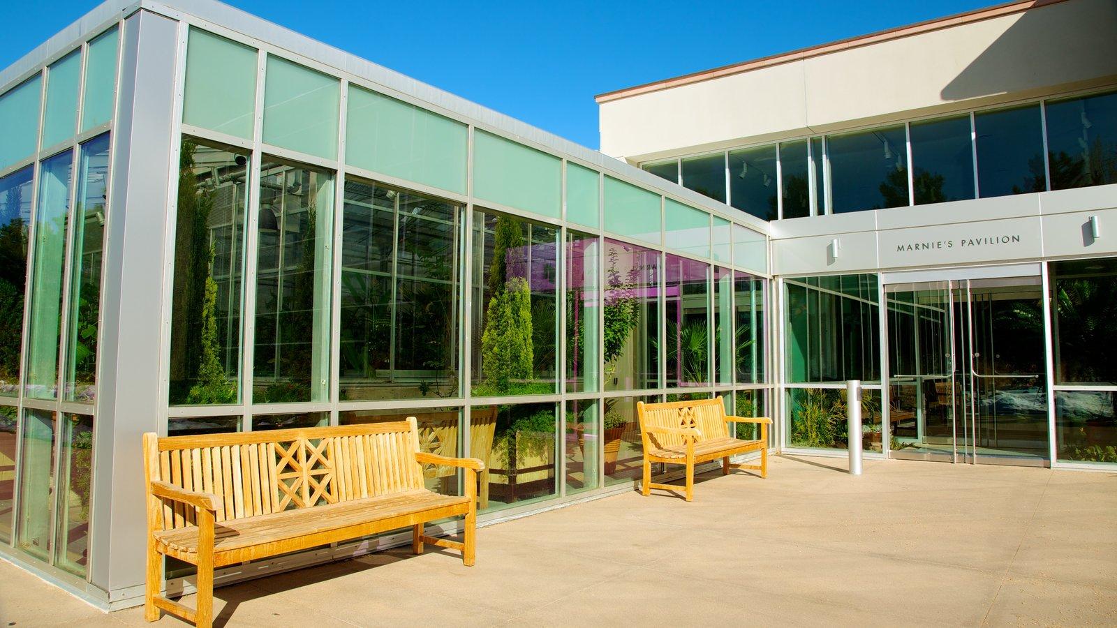 Denver Botanic Gardens Showing Modern Architecture