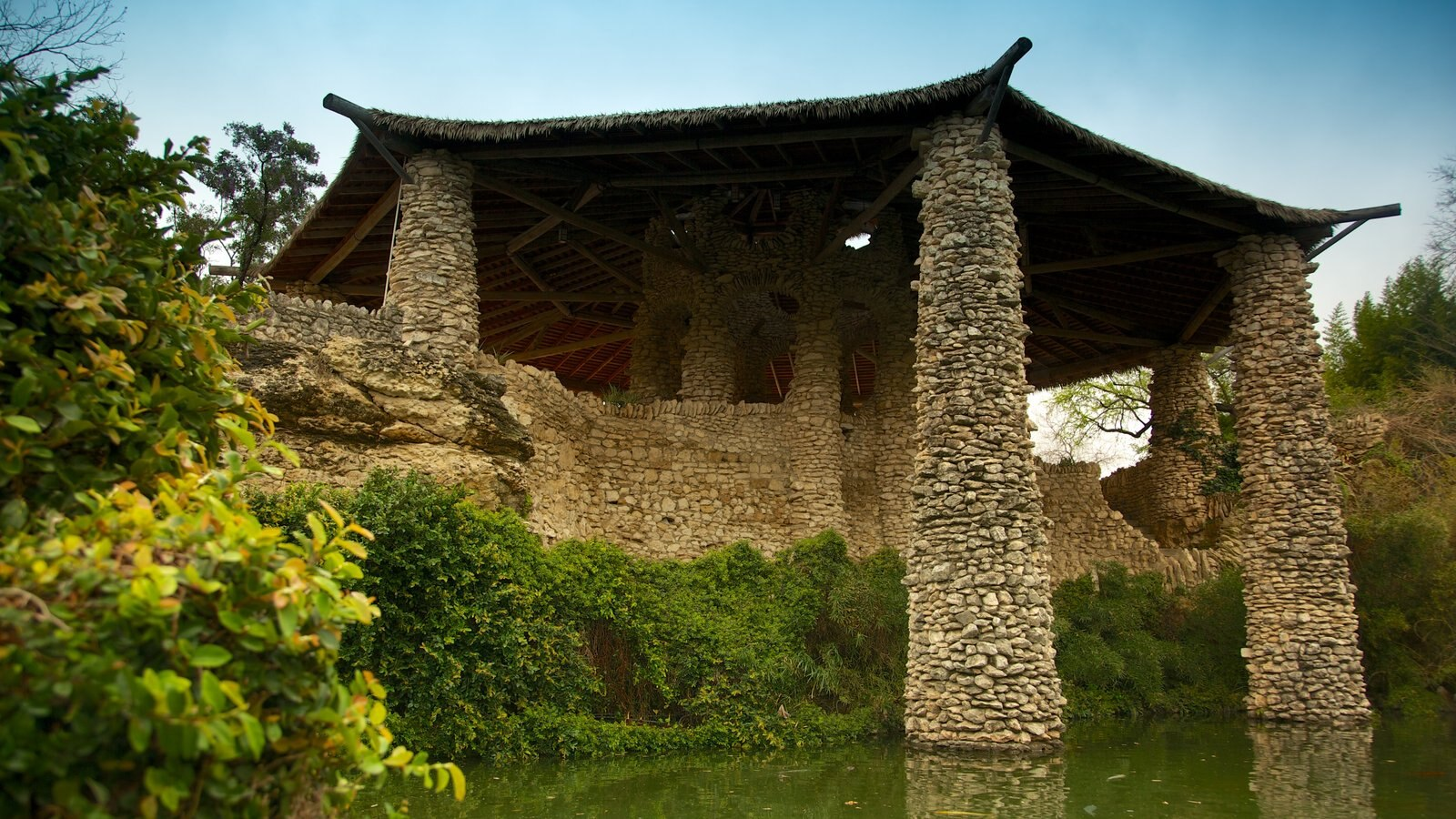 Gardens & Parks Pictures: View Images of San Antonio Japanese Tea Garden