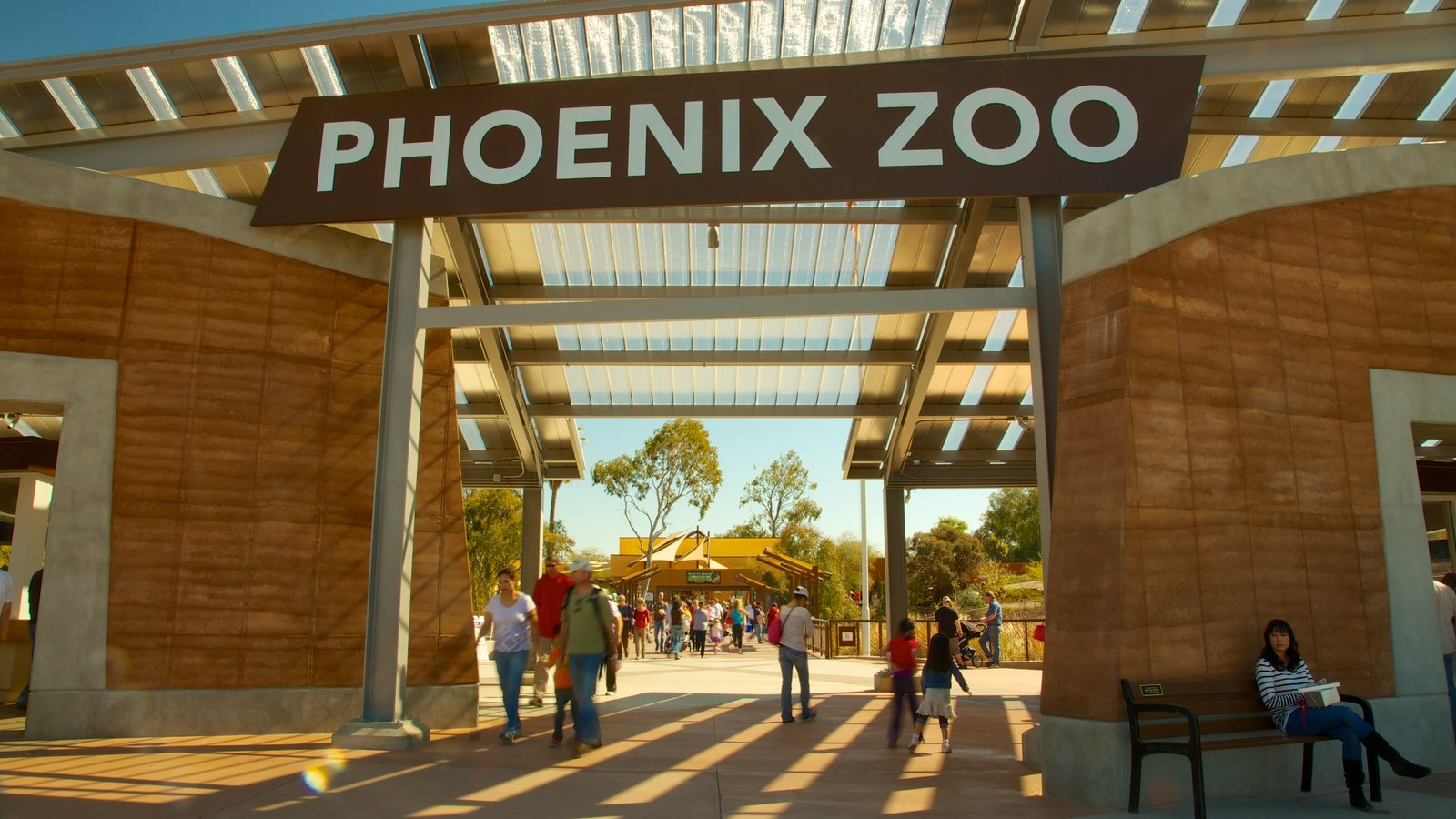 Phoenix Zoo has dedicated itself to raising awareness to ecological and wildlife education and preservation. Members of the zoo enjoy a bevy of benefits that are certain to heighten their appreciation of the natural world, while providing them with a wonderful experience at the park.