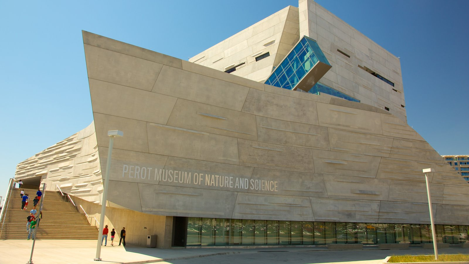 Perot Museum Of Nature Science
