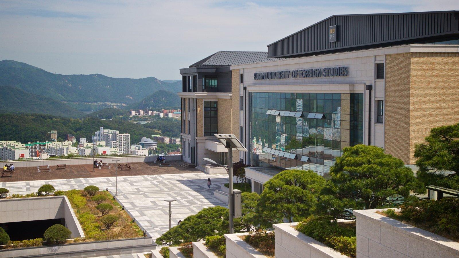 Universidad de Estudios Extranjeros de Busan