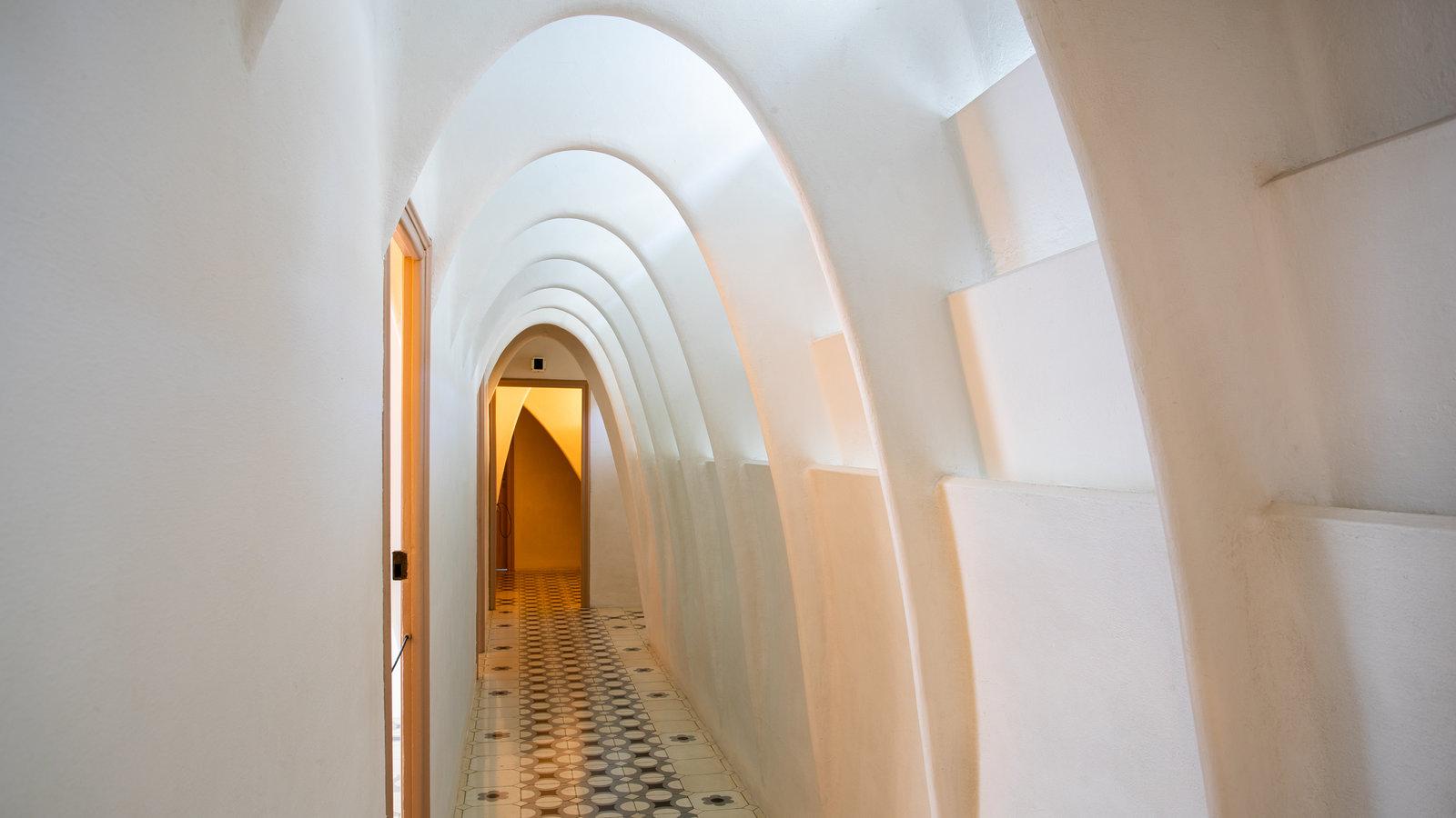 Casa Batllo showing interior views