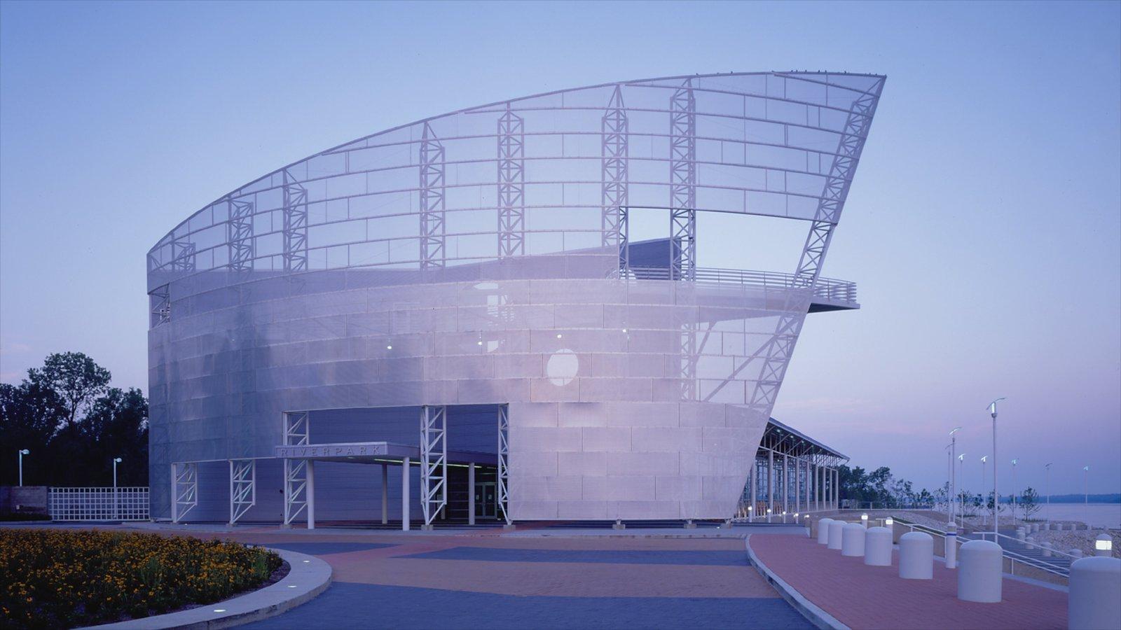 Tunica que inclui paisagens da cidade e arquitetura moderna