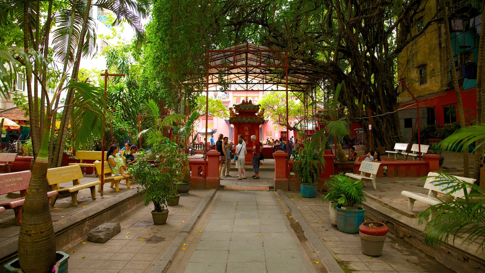 Gardens & Parks Pictures: View Images of Jade Emperor Pagoda