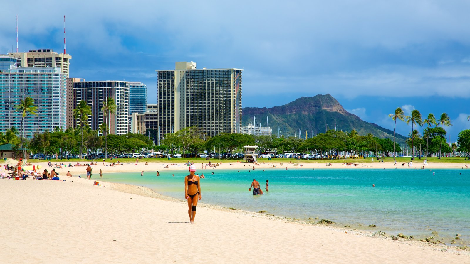 People pictures view images of honolulu for Home packages hawaii