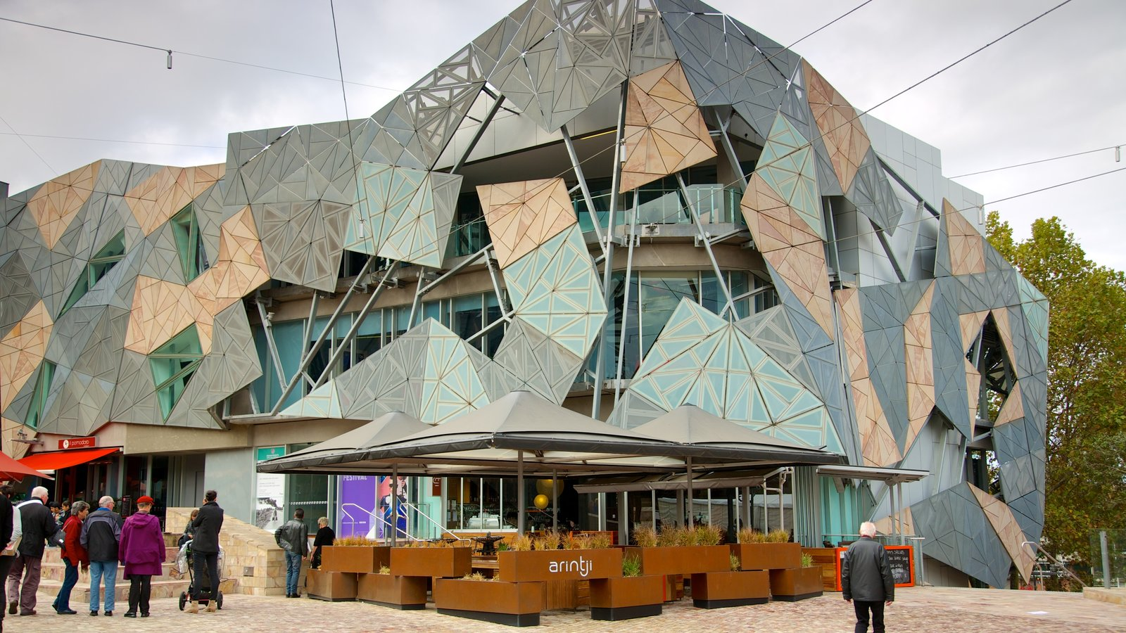 Modern Architecture Melbourne modern architecture pictures: view images of federation square