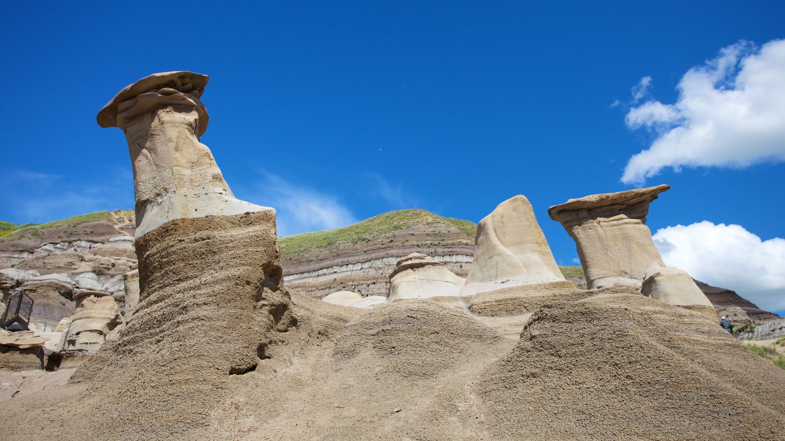 Drumheller featuring a gorge or canyon