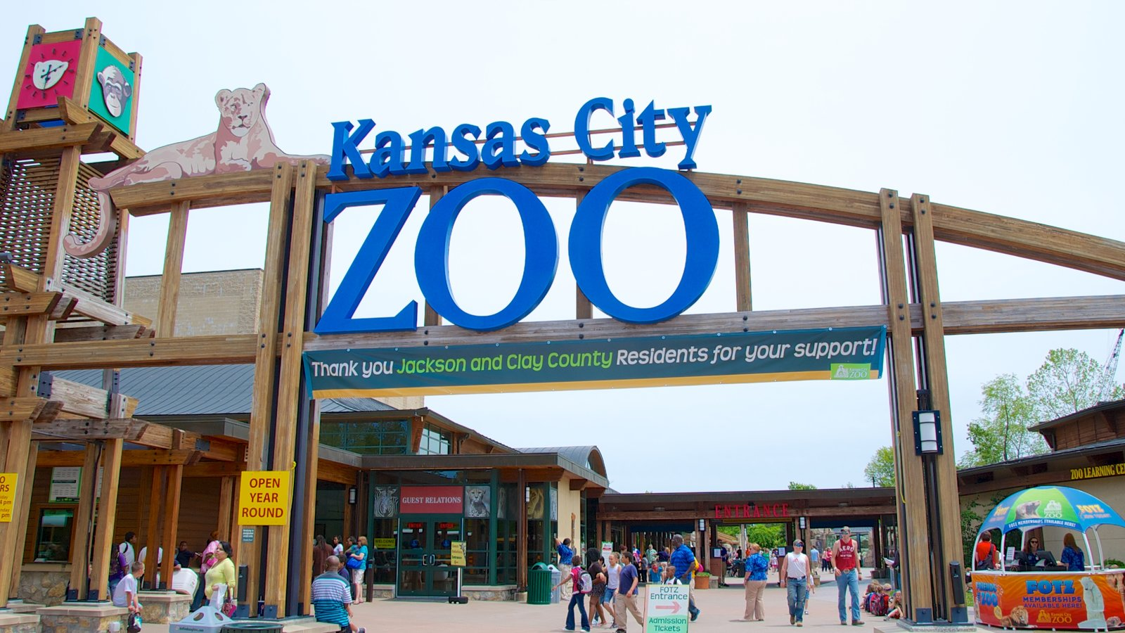 city zoo Make a difference at friends of the zoo, kansas city with an estate gift you can trust that our experts will work to find the best options for you to leave a legacy and support our important work.