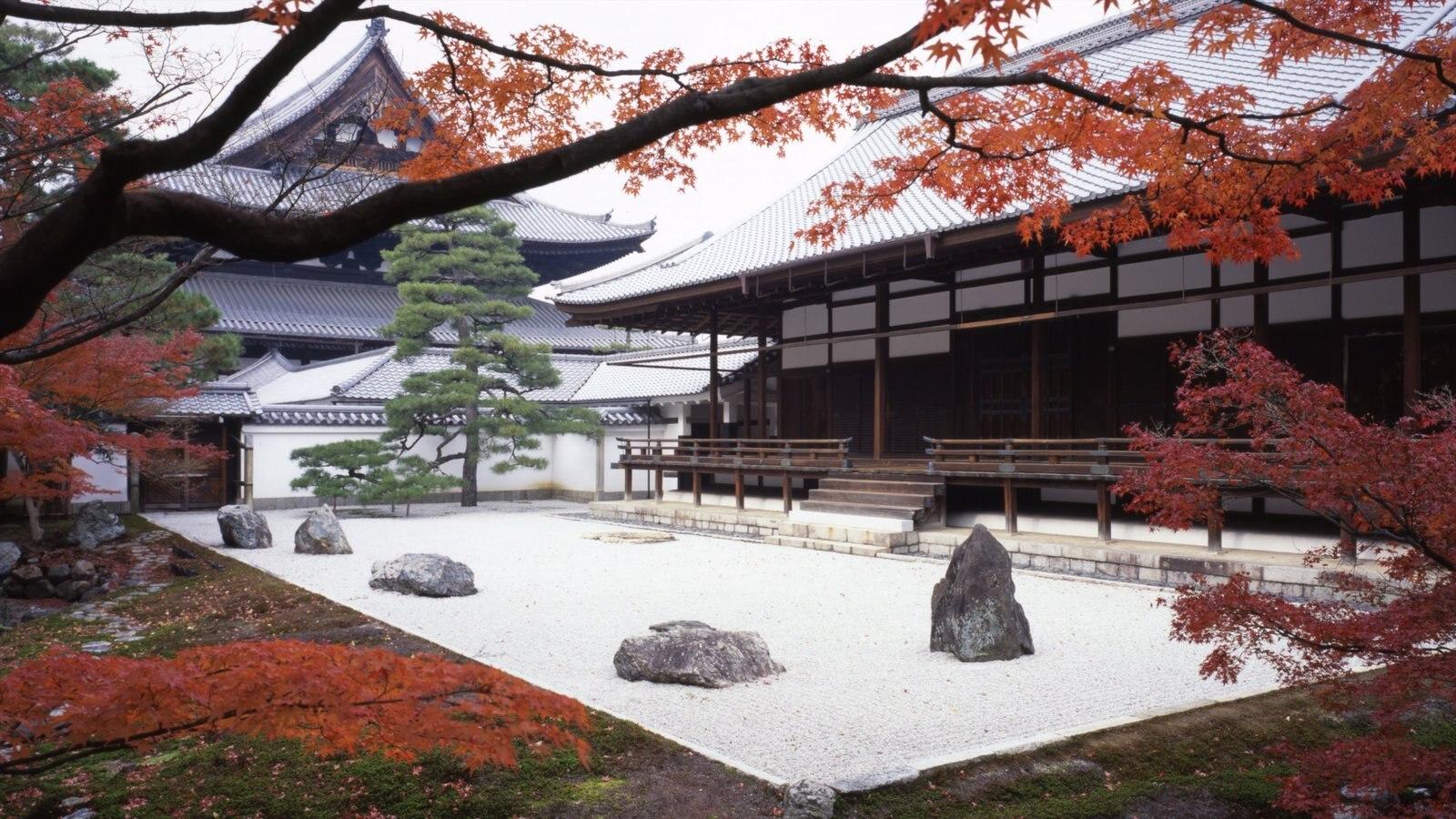 winter pictures view images of shokoku ji temple. Black Bedroom Furniture Sets. Home Design Ideas