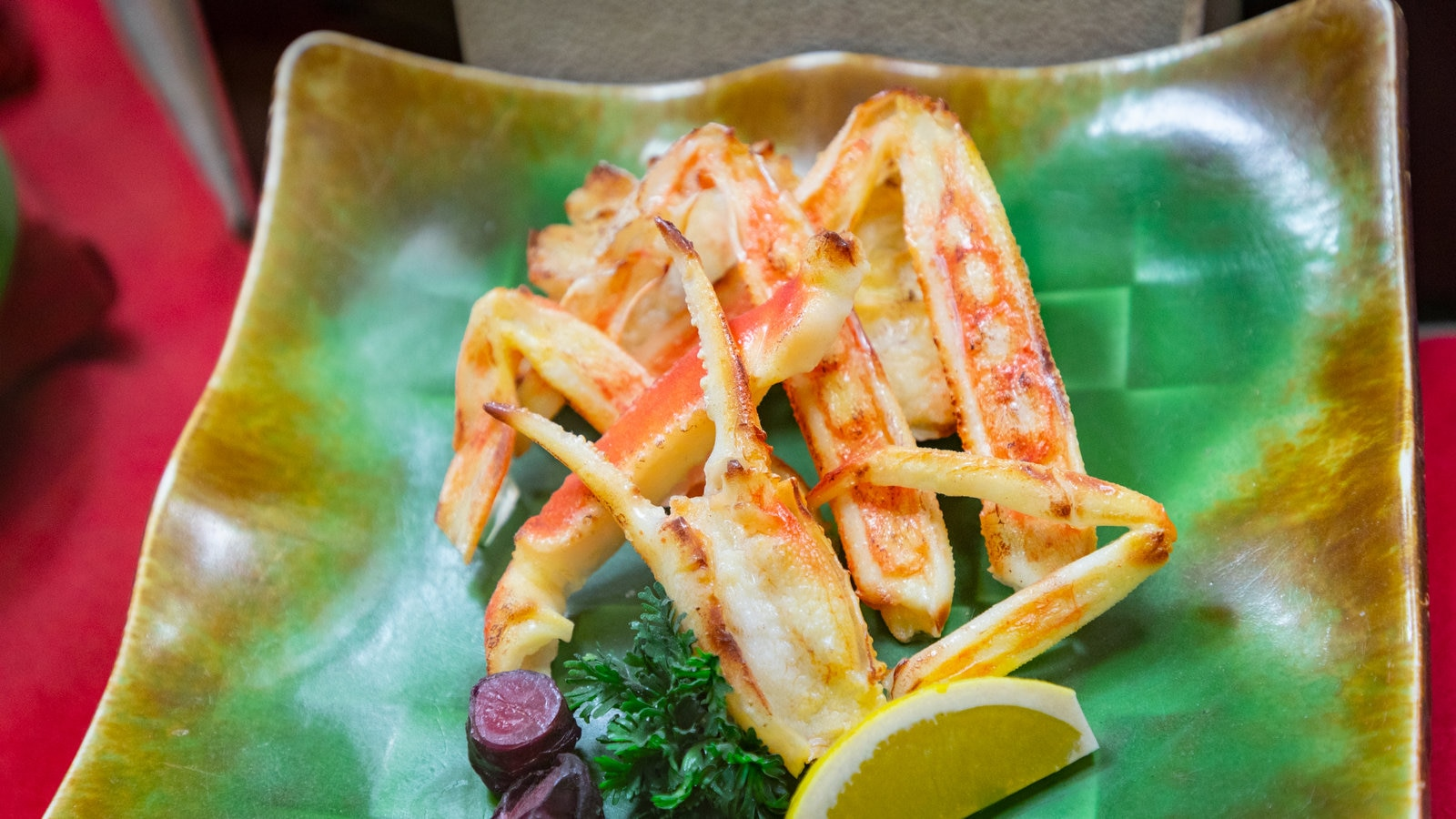 Fukuoka which includes food