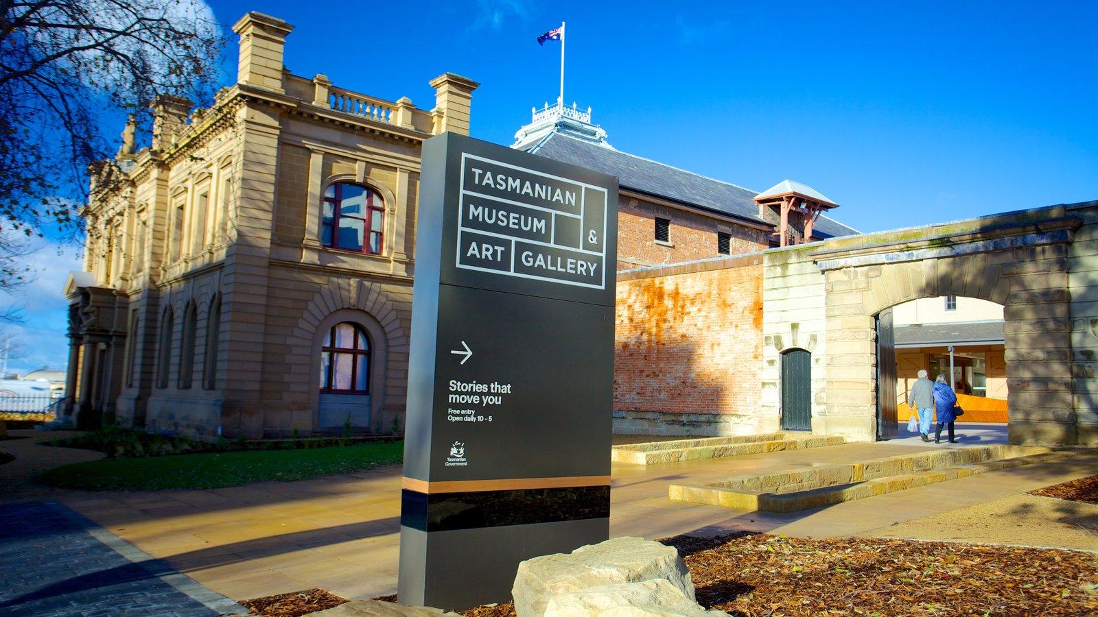 Tasmanian Museum and Art Gallery