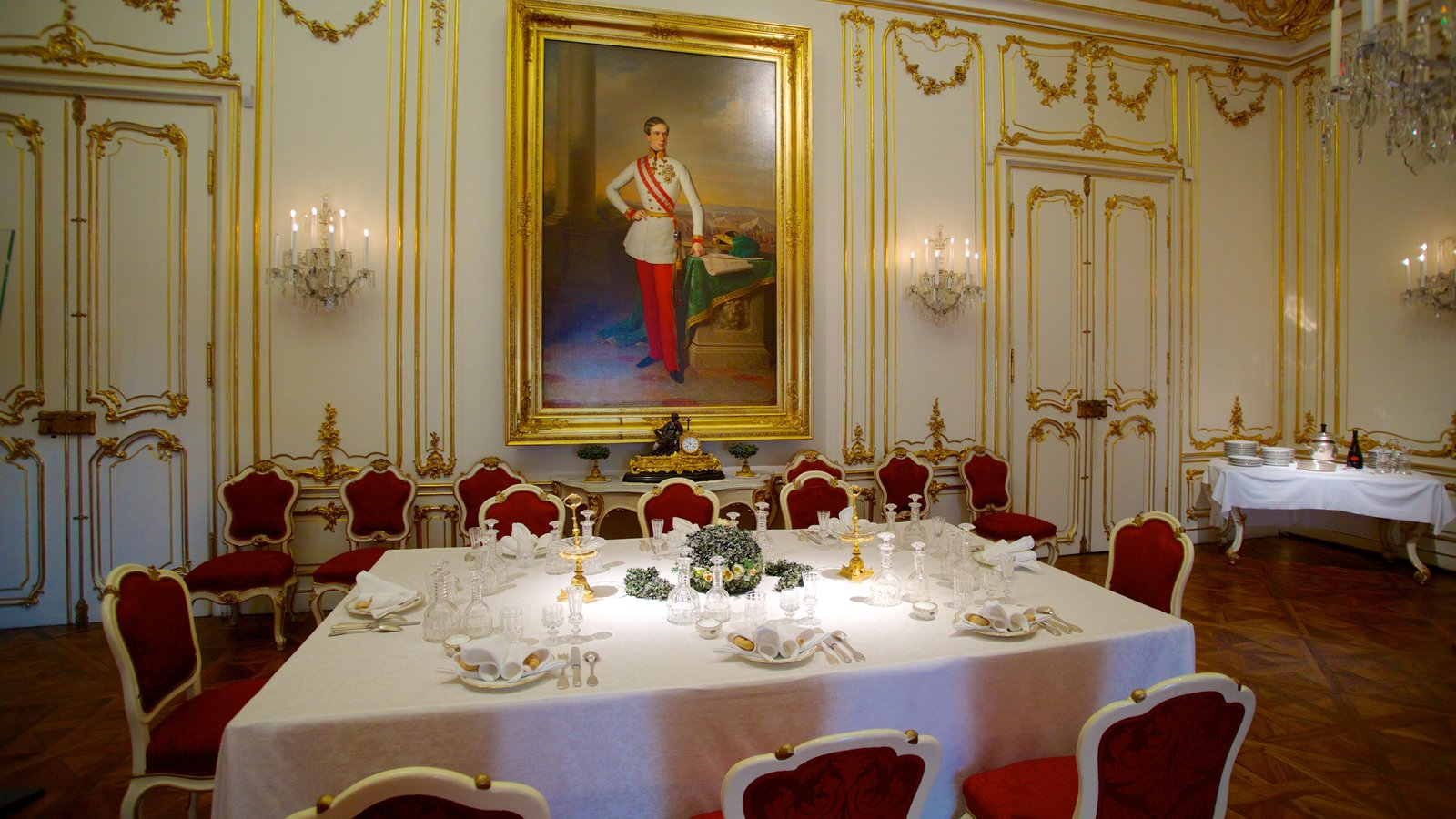 Attraction pictures view images of schoenbrunn palace - Foto foto interior ...