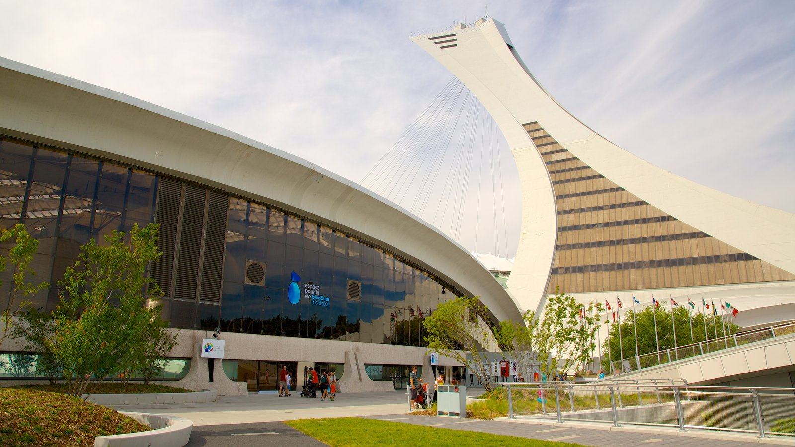 Montreal biodome pictures view photos images of for Architecture quebec
