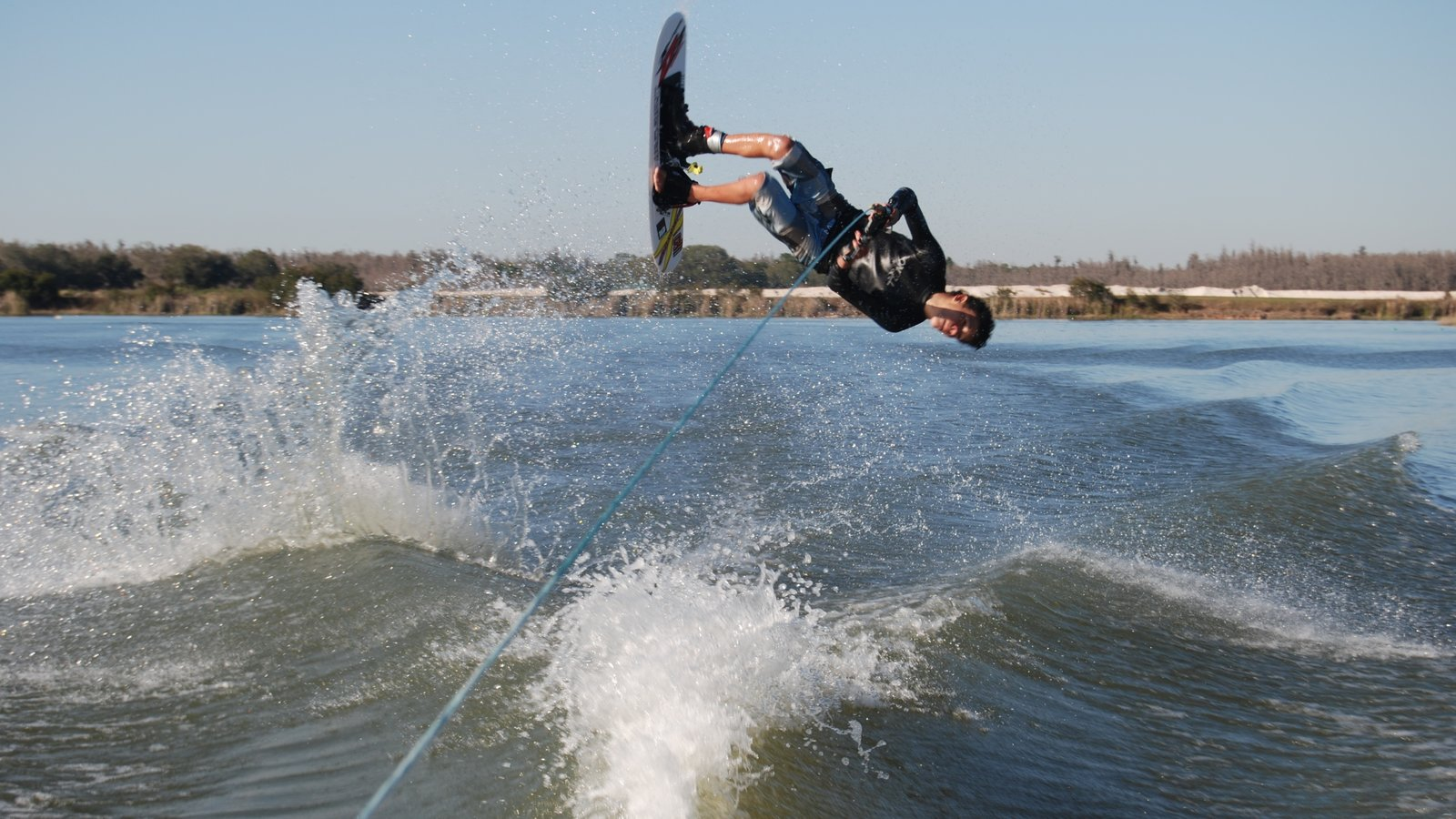 Orlando which includes water skiing as well as an individual male