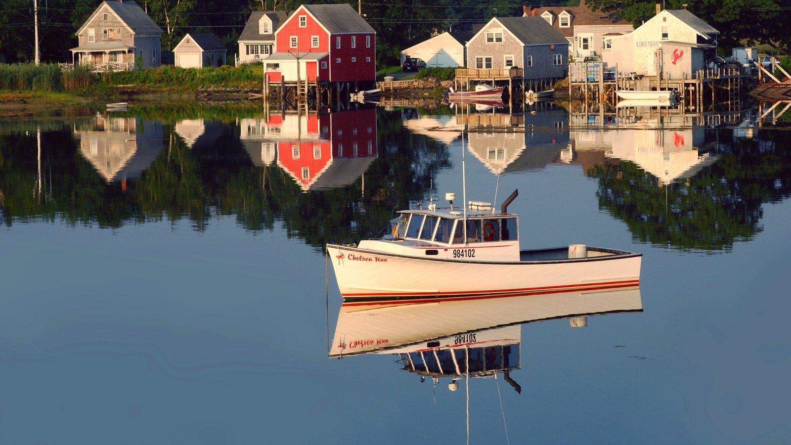 Kennebunkport que inclui canoagem, uma casa e um rio ou córrego