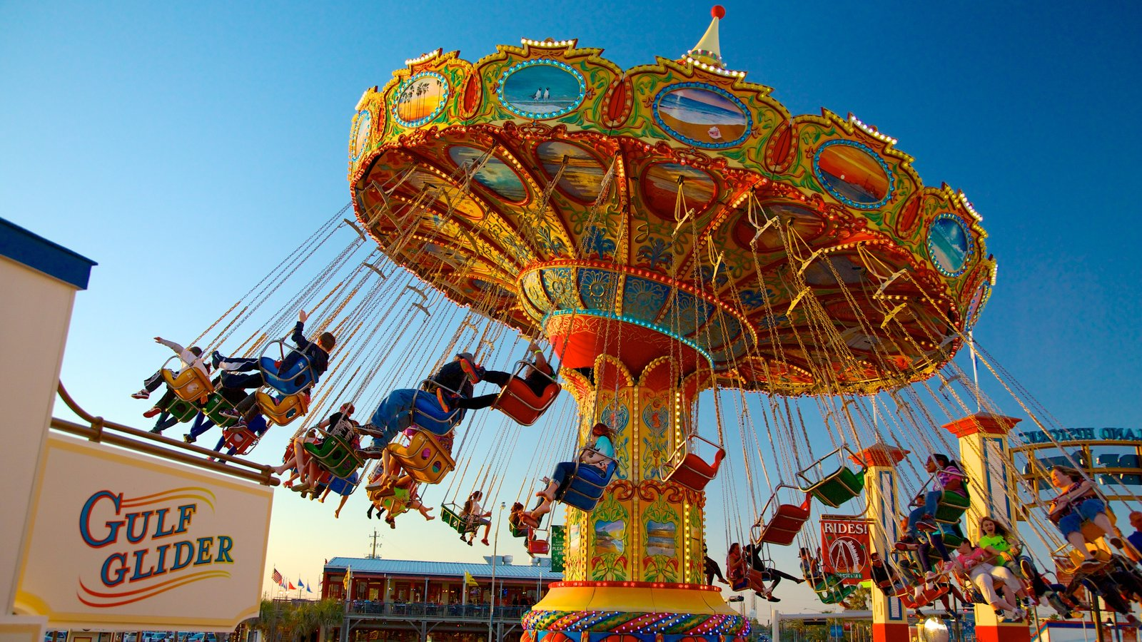 Attraction Pictures: View Images of Galveston