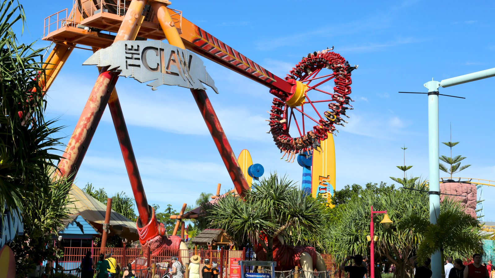 an analysis of the history of dreamworld in australias gold coast