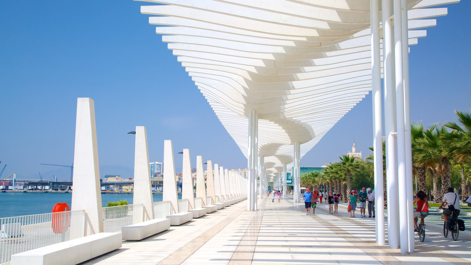 Modern Architecture Pictures View Images Of Malaga