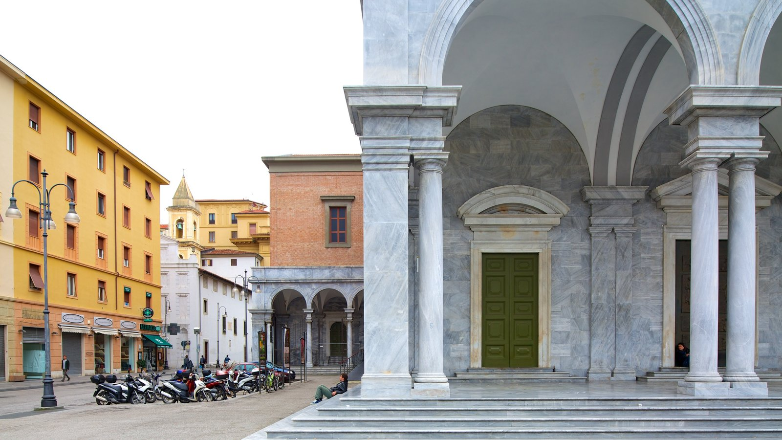 Palazzo Grande which includes a city and heritage architecture
