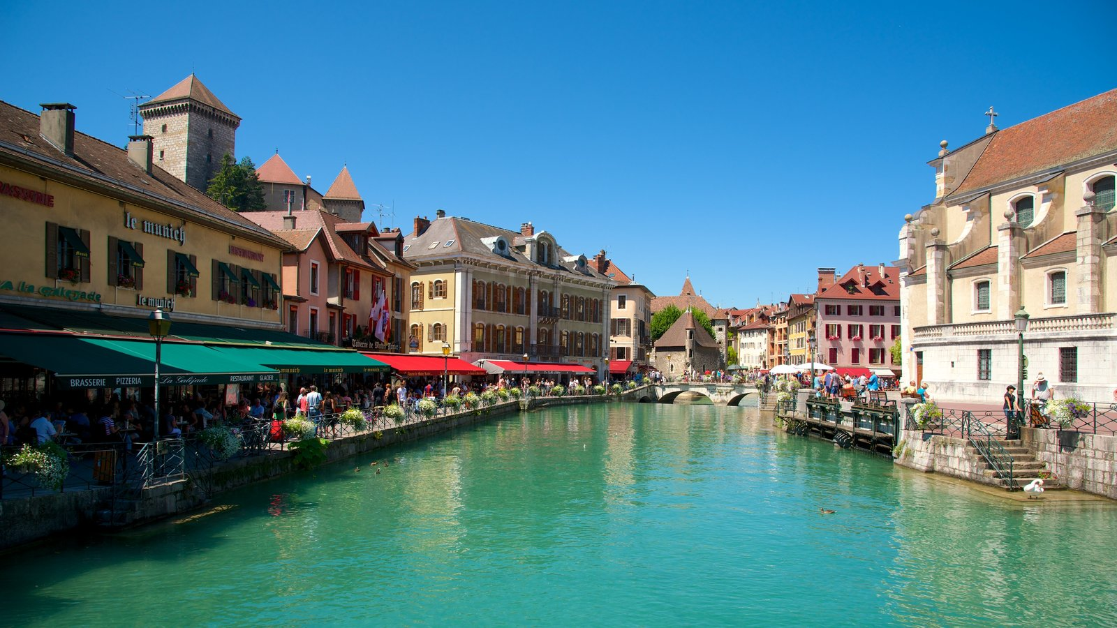 Hotels In Annecy France