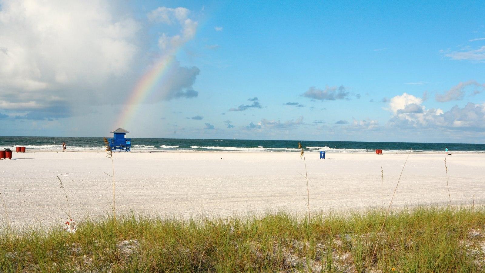 Sarasota beaches - Sarasota Showing A Sandy Beach