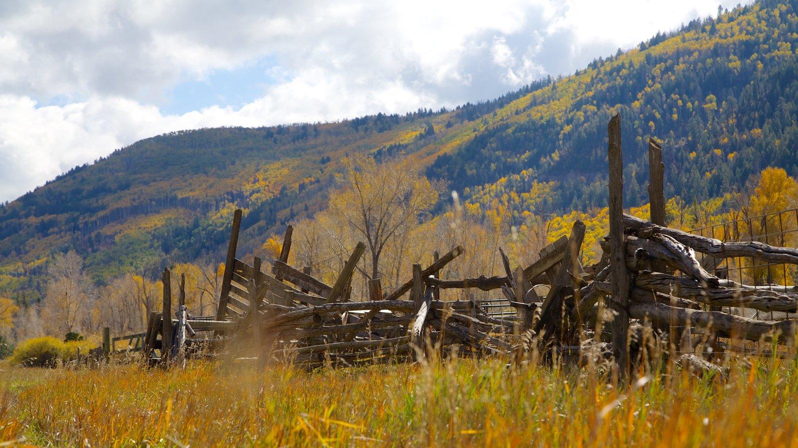 Purgatory - Durango que inclui montanhas e paisagem