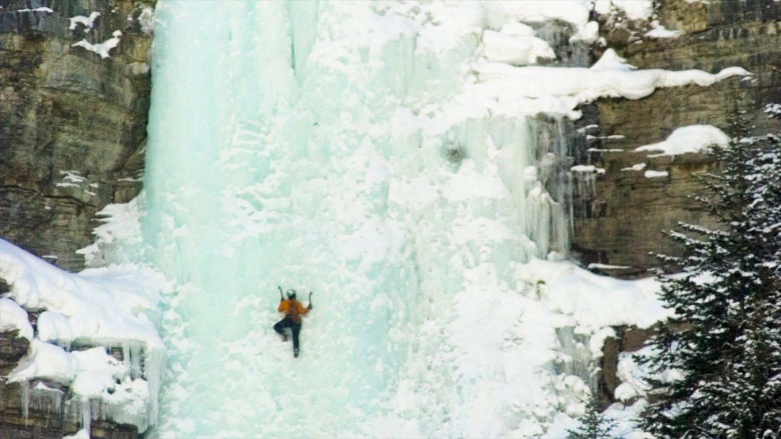 Vail - Beaver Creek caracterizando escalada, neve e montanhas