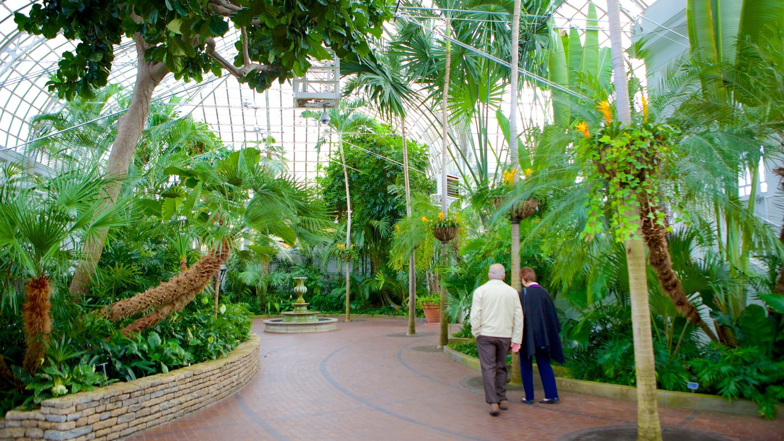 Merveilleux Franklin Park Conservatory And Botanical Gardens Which Includes A Garden  And Interior Views As Well As