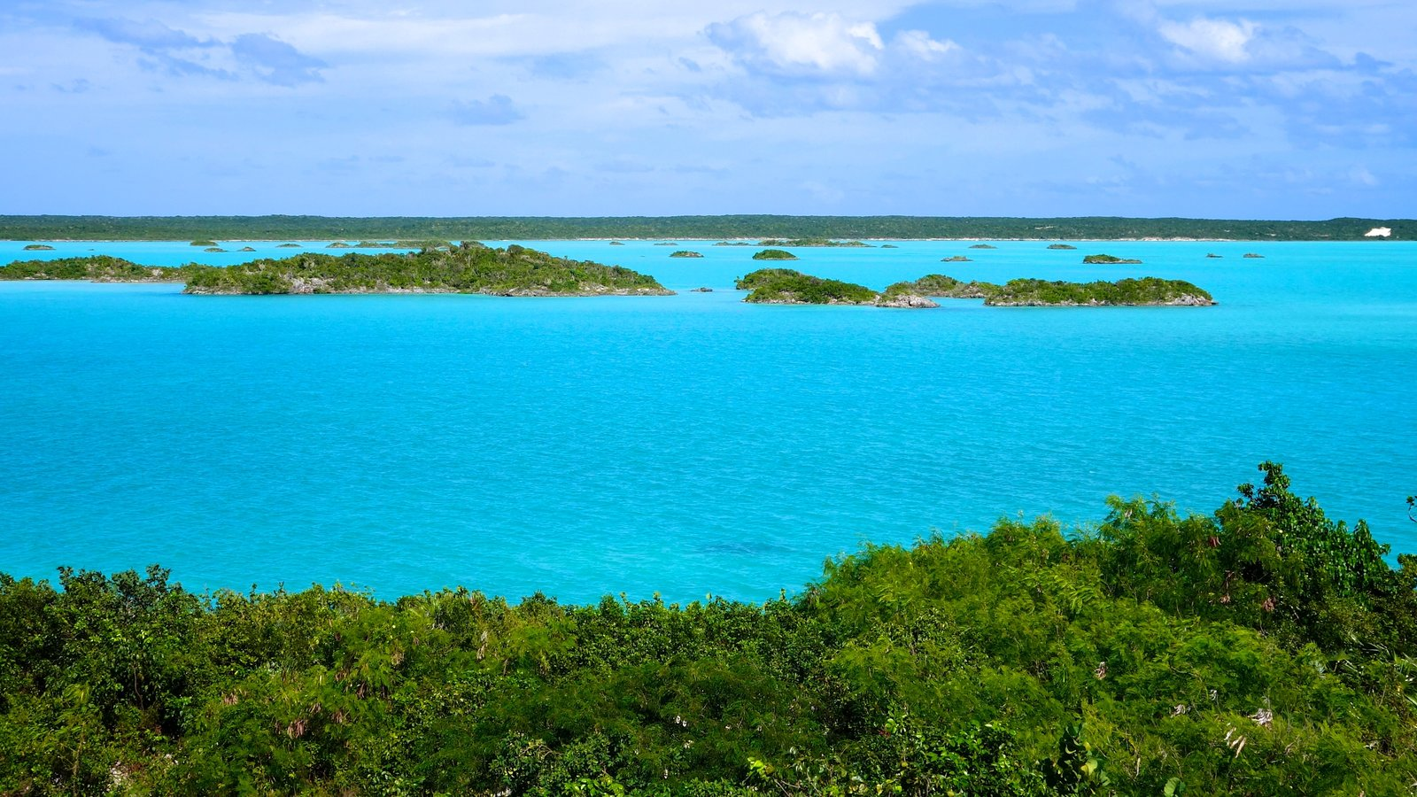 Providenciales featuring landscape views, general coastal views and island images