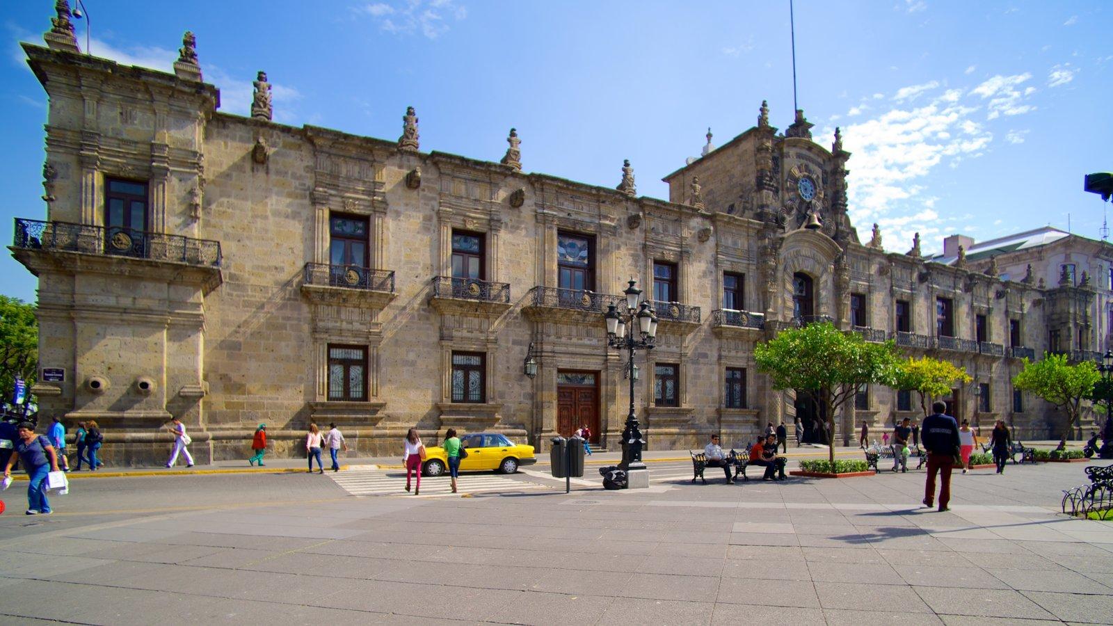 Fotos de Edificios histricos Ver imgenes de Guadalajara