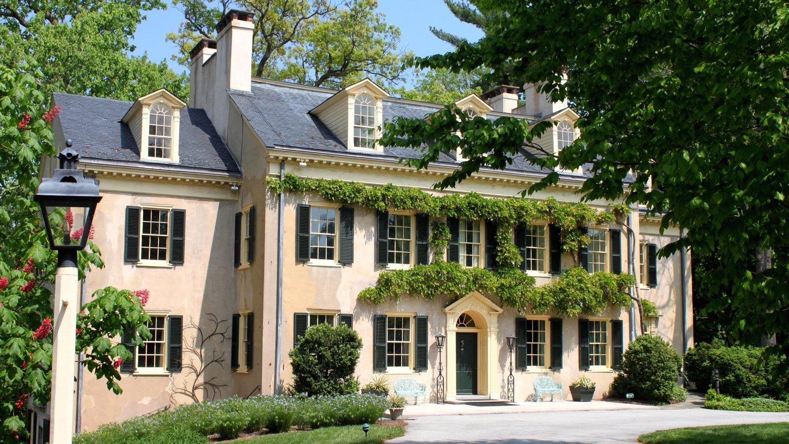 Wilmington mostrando elementos del patrimonio