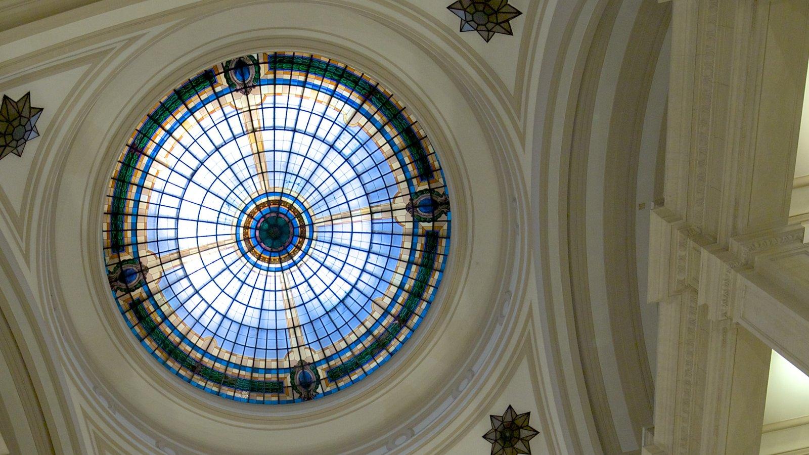 Sala São Paulo que inclui vistas internas