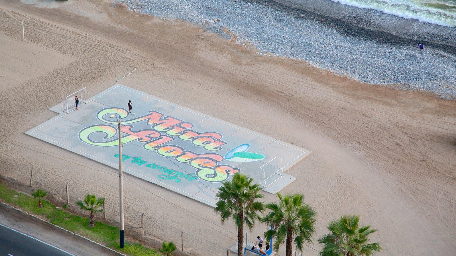 Lima caracterizando paisagens litorâneas e cenas tropicais