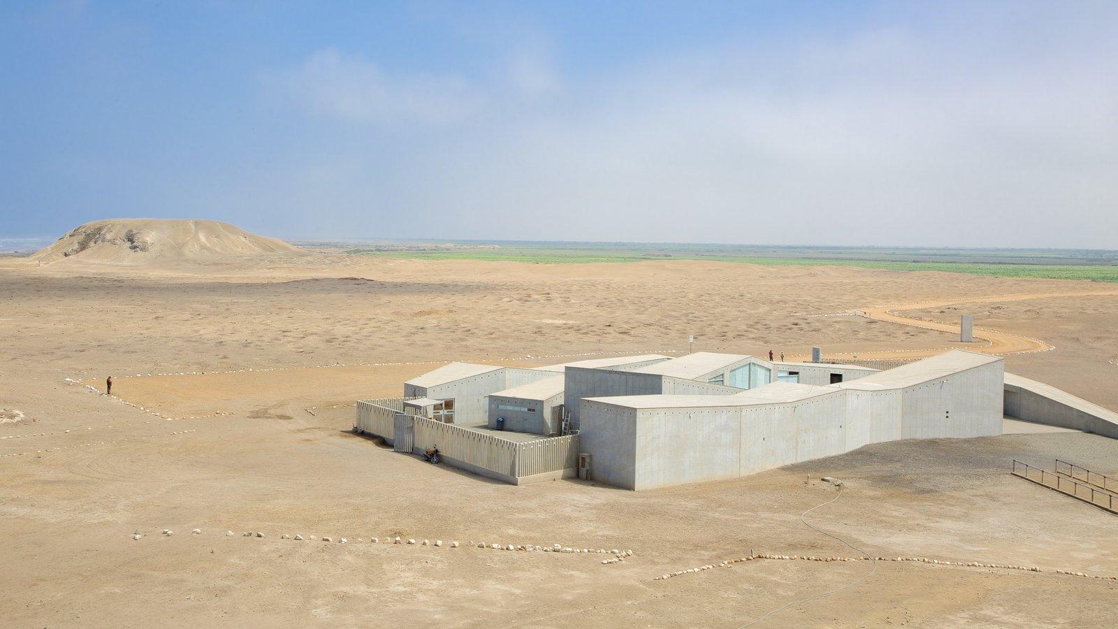 El Brujo mostrando paisagens do deserto, paisagem e cenas tranquilas