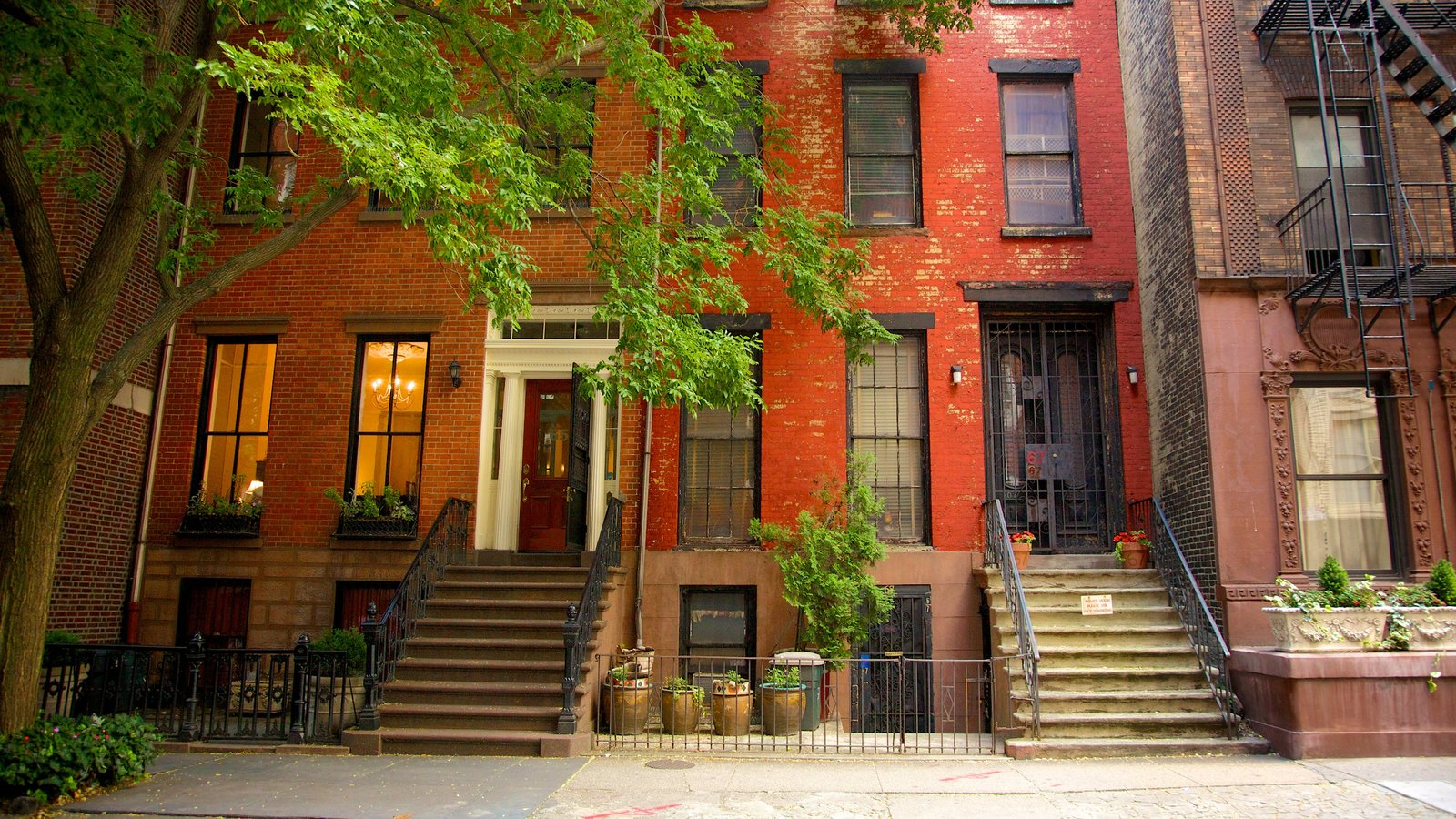 S brooklyn brownstones foto bugil bokep 2017 for New york city brownstone for sale
